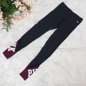 Victoria Secret Punk Yoga Leggings